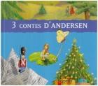 """Couverture du livre : """"3 contes d'Andersen"""""""