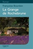 """Couverture du livre : """"La grange de Rochebrune"""""""
