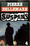 """Couverture du livre : """"Suspens"""""""