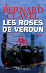 """Couverture du livre : """"Les roses de Verdun"""""""