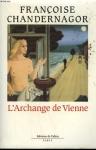 """Couverture du livre : """"L'archange de Vienne"""""""