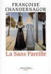"""Couverture du livre : """"La Sans Pareille"""""""