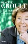 """Couverture du livre : """"Mon évasion"""""""