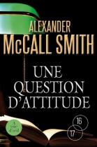 """Couverture du livre : """"Une question d'attitude"""""""