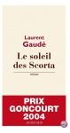 """Couverture du livre : """"Le soleil des Scorta"""""""