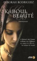 """Couverture du livre : """"Kaboul beauté"""""""