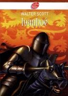 """Couverture du livre : """"Ivanhoé"""""""