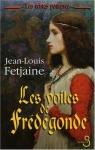 """Couverture du livre : """"Les voiles de Frédégonde"""""""