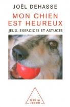 """Couverture du livre : """"Mon chien est heureux"""""""