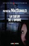 """Couverture du livre : """"La soeur de l'ombre"""""""