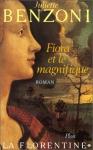 """Couverture du livre : """"Fiora et le Magnifique"""""""