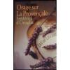 """Couverture du livre : """"Orage sur La Provençale"""""""