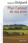 """Couverture du livre : """"Pour l'amour de ma terre"""""""