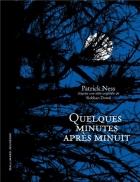 """Couverture du livre : """"Quelques minutes après minuit"""""""