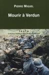 """Couverture du livre : """"Mourir à Verdun"""""""