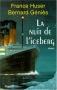 """Couverture du livre : """"La nuit de l'iceberg"""""""
