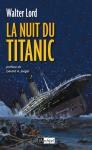 """Couverture du livre : """"La nuit du Titanic"""""""