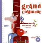 """Couverture du livre : """"Grand comment"""""""