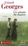 """Couverture du livre : """"Les amants du chanvre"""""""