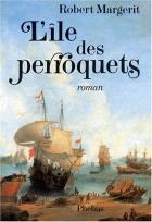 """Couverture du livre : """"L'île des perroquets"""""""