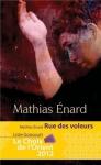 """Couverture du livre : """"Rue des voleurs"""""""