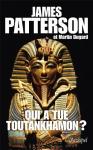 """Couverture du livre : """"Qui a tué Toutankhamon ?"""""""