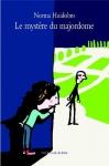 """Couverture du livre : """"Le mystère du majordome"""""""