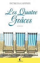 """Couverture du livre : """"Les quatre grâces"""""""