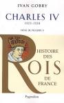 """Couverture du livre : """"Charles IV le Bel"""""""