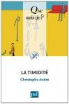 """Couverture du livre : """"La timidité"""""""