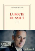 """Couverture du livre : """"La route du salut"""""""