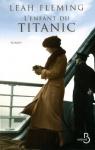 """Couverture du livre : """"L'enfant du Titanic"""""""