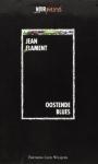 """Couverture du livre : """"Oostende blues"""""""