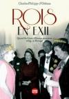 """Couverture du livre : """"Rois en exil"""""""