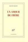 """Couverture du livre : """"Un amour de frère"""""""