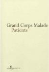 """Couverture du livre : """"Patients"""""""