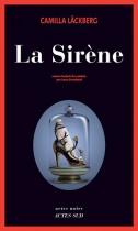 """Couverture du livre : """"La sirène"""""""