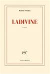 """Couverture du livre : """"Ladivine"""""""