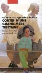 """Couverture du livre : """"Contes d'une grand-mère tibétaine"""""""