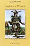 """Couverture du livre : """"Parfums d'Histoire"""""""