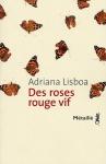 """Couverture du livre : """"Des roses rouge vif"""""""