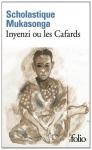 """Couverture du livre : """"Inyenzi ou Les cafards"""""""