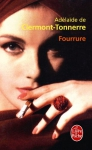 """Couverture du livre : """"Fourrure"""""""