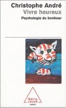 """Couverture du livre : """"Vivre heureux"""""""