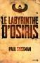 """Couverture du livre : """"Le labyrinthe d'Osiris"""""""