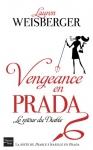 """Couverture du livre : """"Vengeance en Prada"""""""