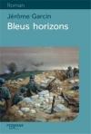 """Couverture du livre : """"Bleus horizons"""""""