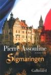"""Couverture du livre : """"Sigmaringen"""""""