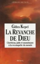 """Couverture du livre : """"La revanche de Dieu"""""""