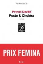 """Couverture du livre : """"Peste & choléra"""""""